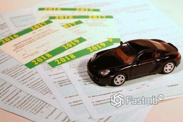 Страхование автомобиля в Украине и его основные особенности
