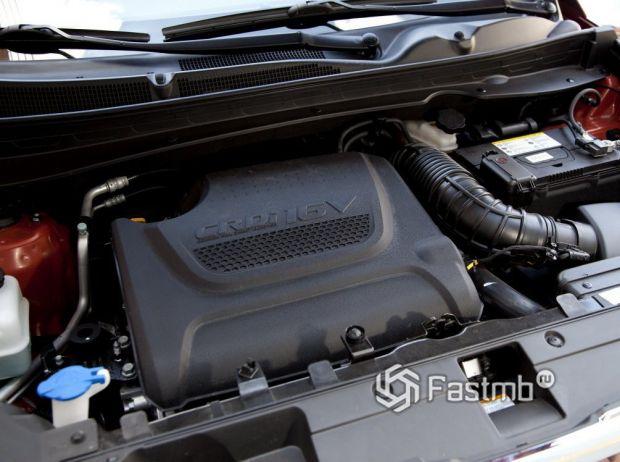 Kia Sportage 2010, двигатель
