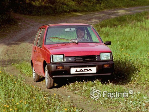 Lada (ВАЗ) 1111 «Ока»
