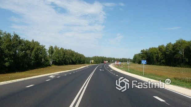 Загруженность и безопасность трассы М5 Урал