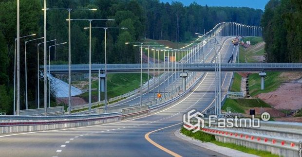 Лучшие российские автомагистрали