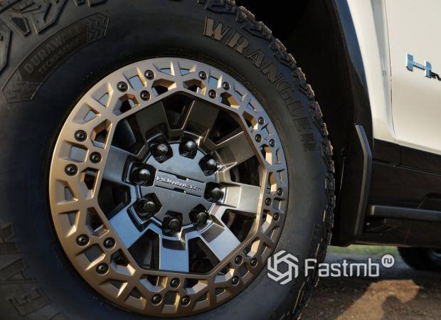 Hummer EV 2021, колесные диски