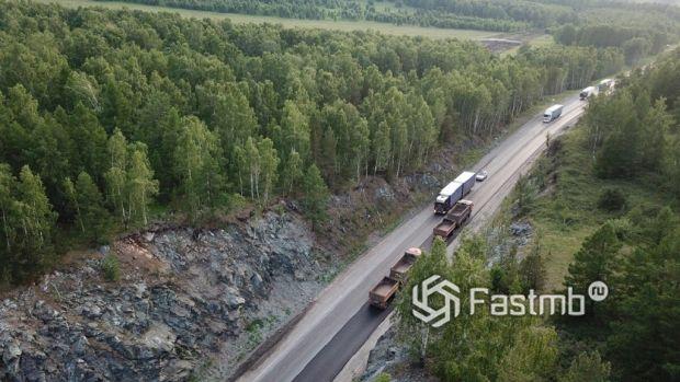 История и развитие трассы М5 Урал