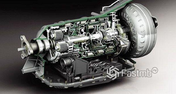 Общая информация о трансмиссиях Тойота