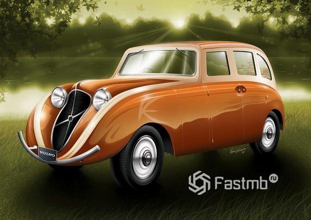 Автомобили Volvo: TOP-10 редких моделей