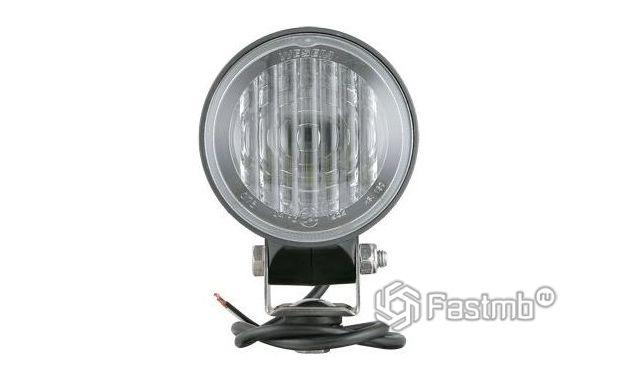 Противотуманная LED фара Wesem CDC2