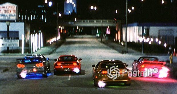 Правила Street Racing