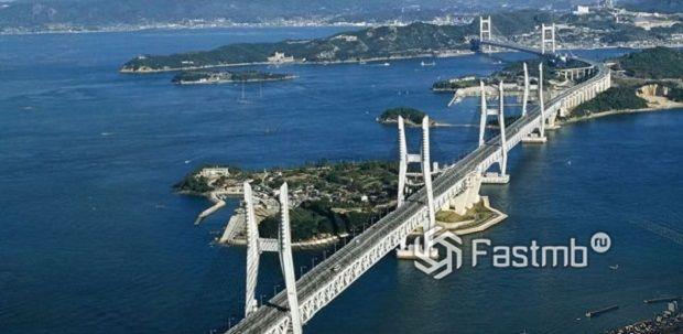 Мост Жуньян, Китай