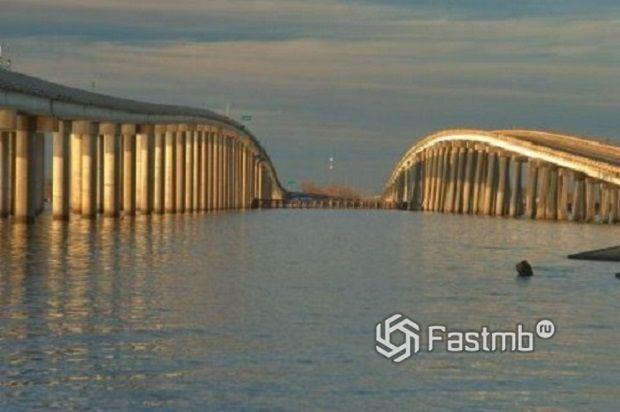 Болотный мост Манчак (США)
