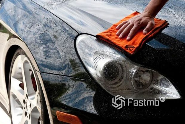 Подготовка кузова автомобиля перед оклейкой винила