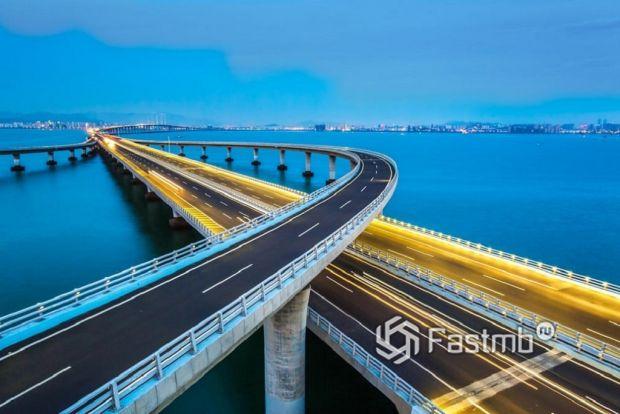 Самые длинные автомобильные мосты в мире: ТОП-15