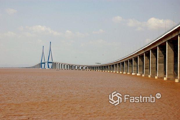 Мост Цзиньтан, Китай