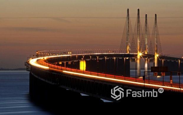 Дорогостоящие автомагистрали с образцовой инфраструктурой