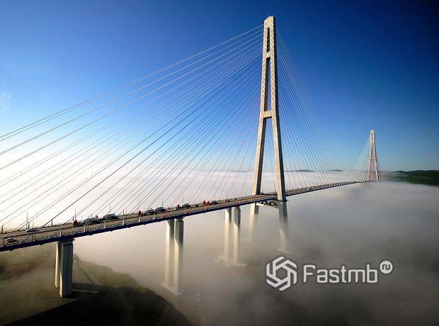Наиболее длинные автомобильные мосты в России: ТОП-6