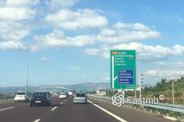 Автомагистраль Гебзе-Орхангази-Измир, Турция