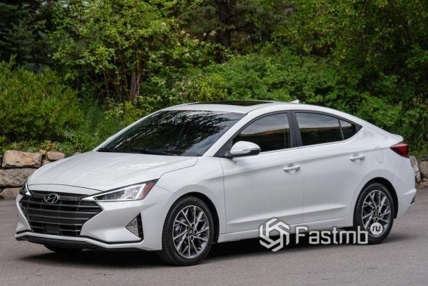 Hyundai Elantra 2019-2020