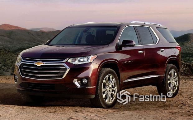 Chevrolet Traverse 2020-2021
