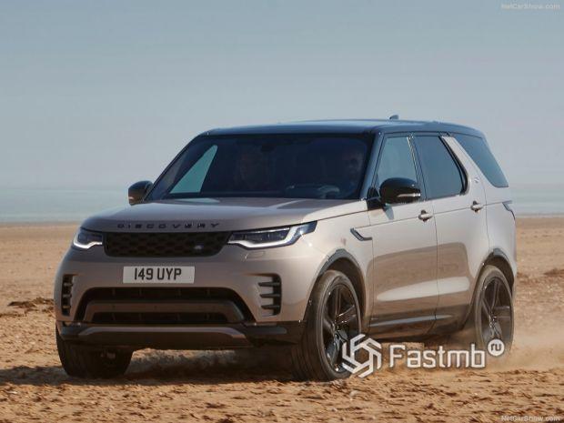 Land Rover Discovery 2021 – комфортный внедорожник бизнес-класса