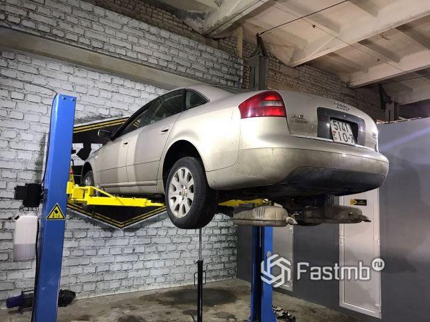 Приспособления для ремонта кардана