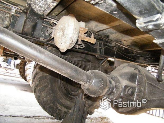 Слабые места кардана