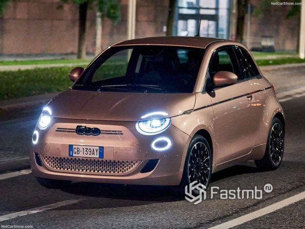 Fiat 500 3+1 2021 – новый функциональных хэтчбек Фиата