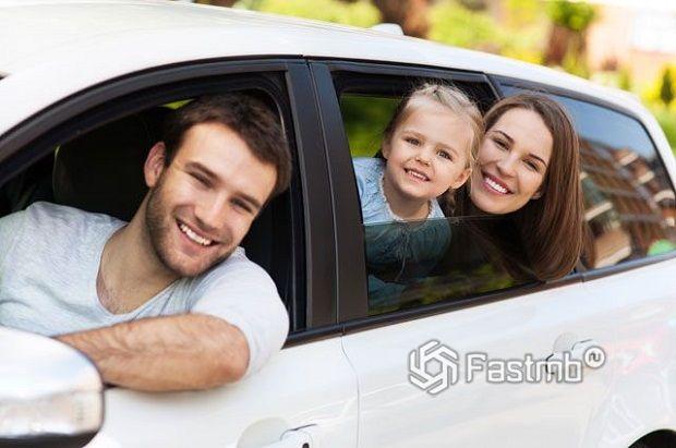 Правильная машина для семейных путешествий