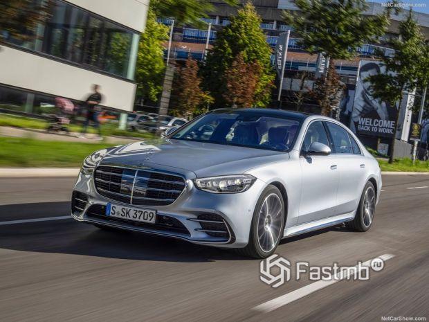 Mercedes-Benz S-Class 2021 – инновационный эталон качества и комфорта