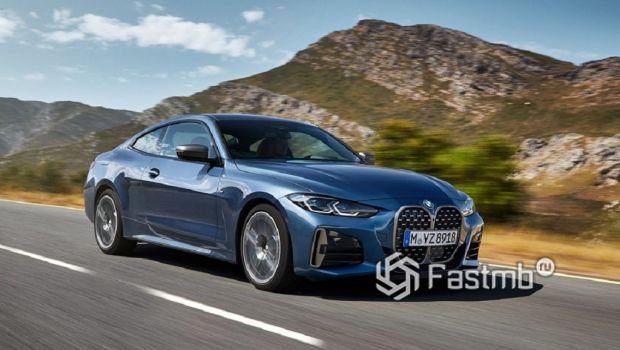 Компакт премиум-класса: BMW 4-Series
