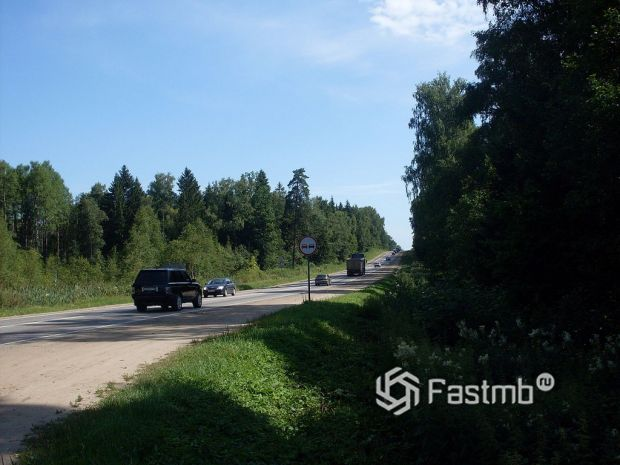 Начало маршрута «Холмогор»