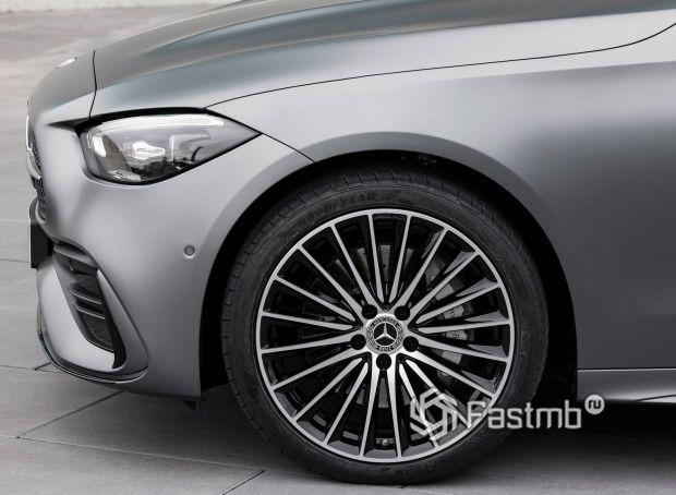 Mercedes-Benz C-Class 2021, колесные диски