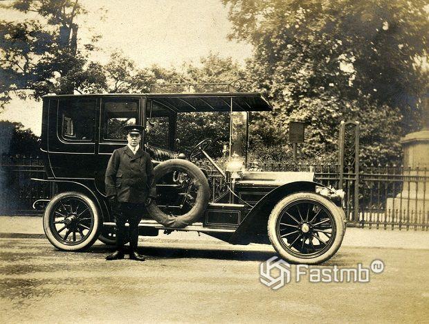 Кто были первыми шоферами