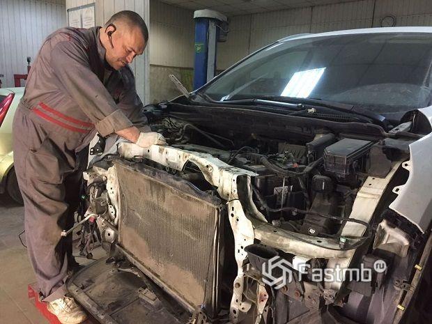 Ошибки кузовного ремонта: ТОП-10