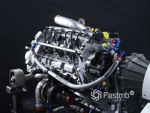 Заправка и сервис дизельных моторов