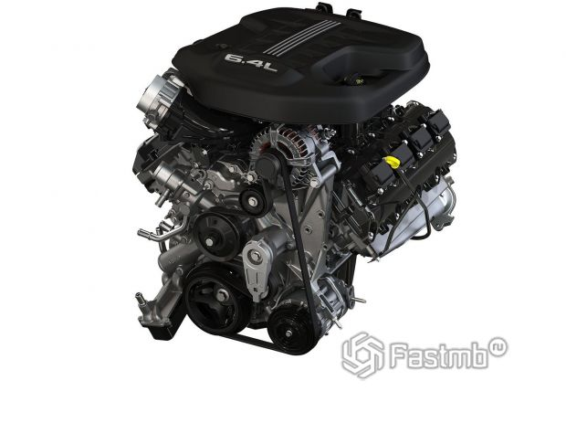 Jeep Grand Wagoneer 2022, двигатель внедорожника