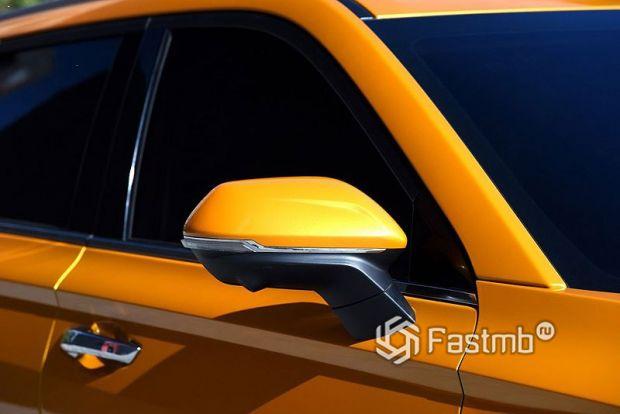 FAW Bestune T77 2021, боковые зеркала заднего вида