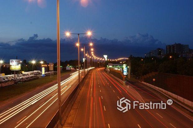 Инфраструктура трассы