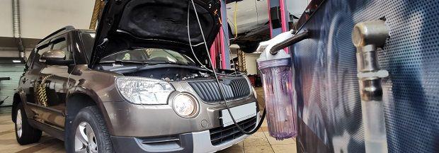 Для каких автомобилей подходит водородный метод