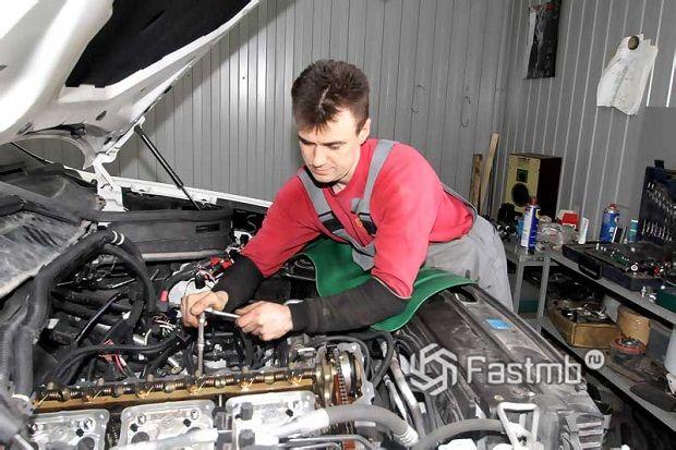 Сложность определения причины поломки дизельного двигателя