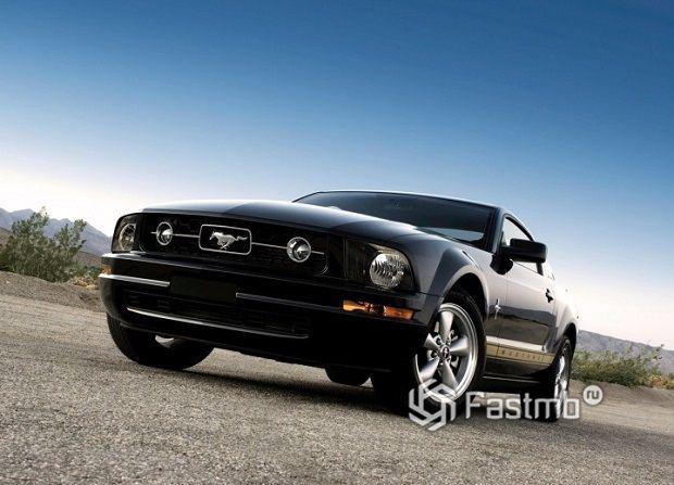Особенности ремонта Ford Mustang V