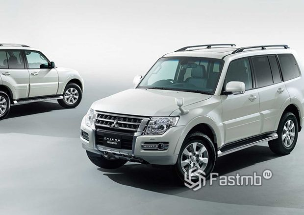 Mitsubishi Pajero окончательно снят с производства