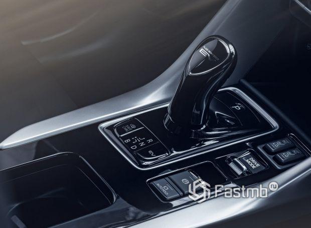 Mitsubishi Eclipse Cross EV 2022, рычаг трансмиссии