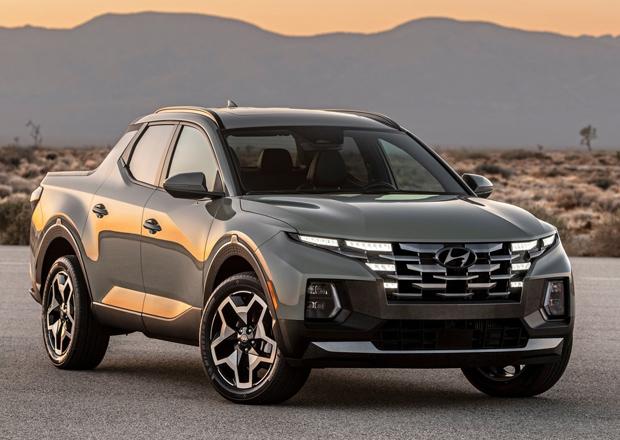 Hyundai Santa Cruz 2022 — серийный пикап, характеристики
