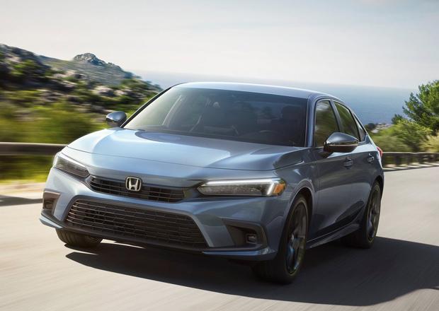 Обзор Honda Civic Sedan 2022-2023 — технические характеристики и фото