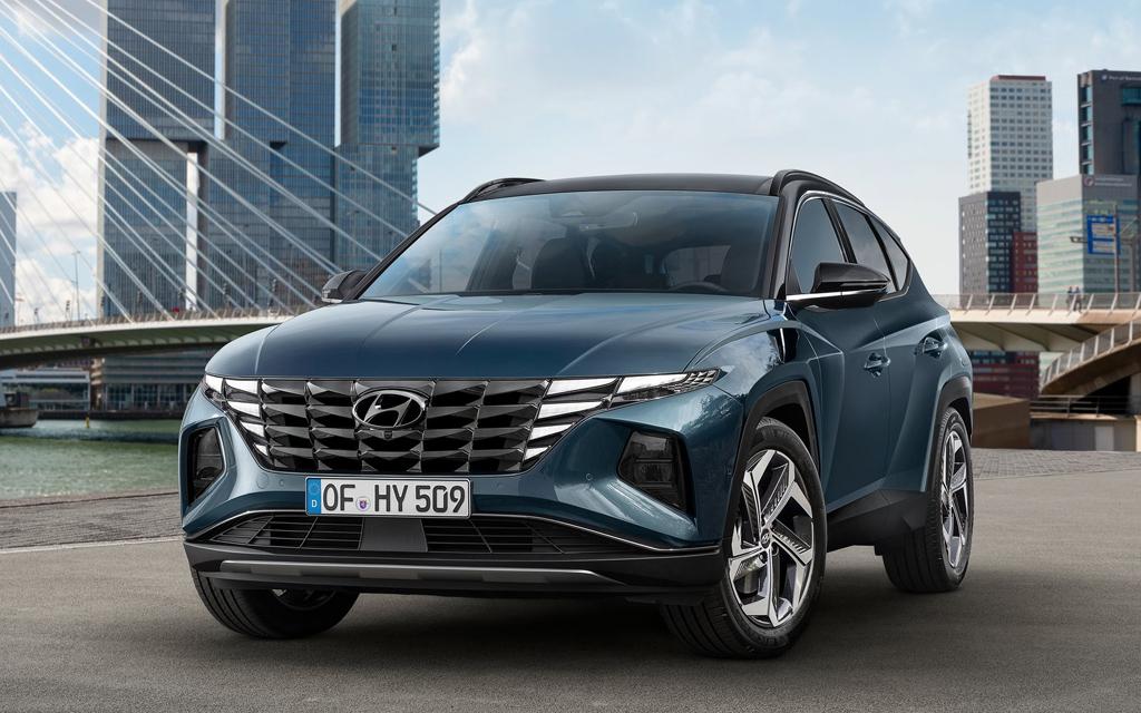 Новый Hyundai Tucson 2021 в России — комплектации и цены
