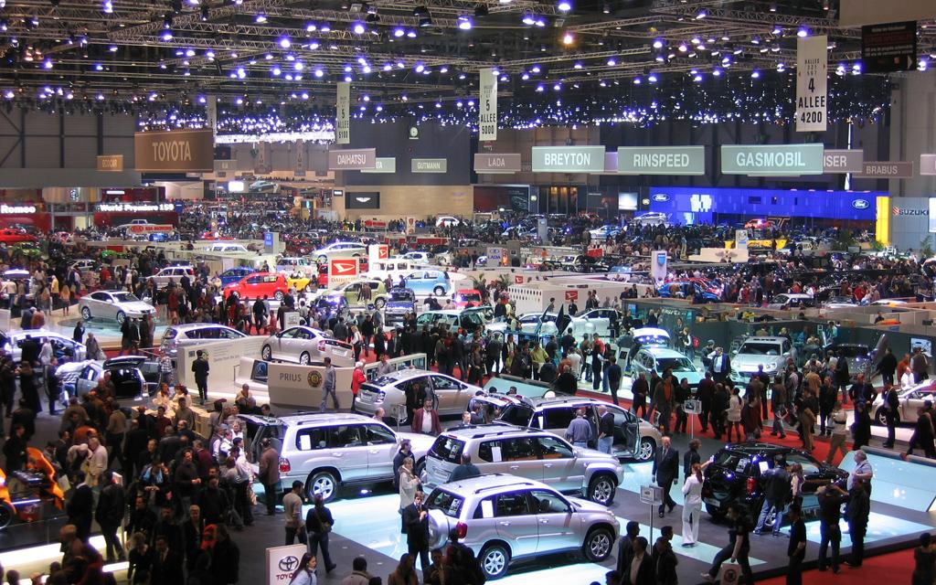 Каким будет автошоу в Женеве 2022