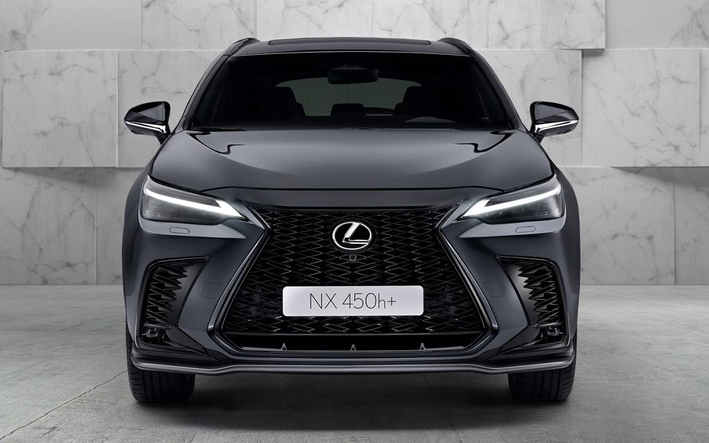 Новый Lexus NX 2022 — дата премьеры и фото