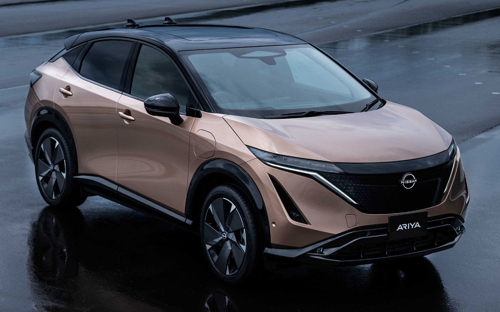 Nissan Ariya 2021 — цена и характеристики электрокара