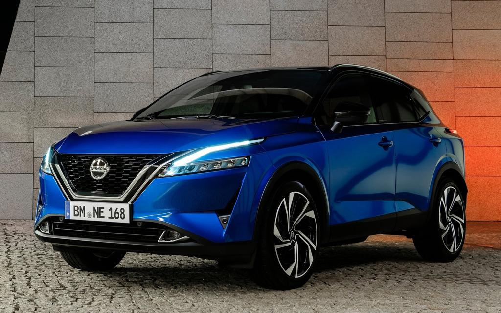 Обзор Nissan Qashqai 2021-2022 — технические характеристики и фото