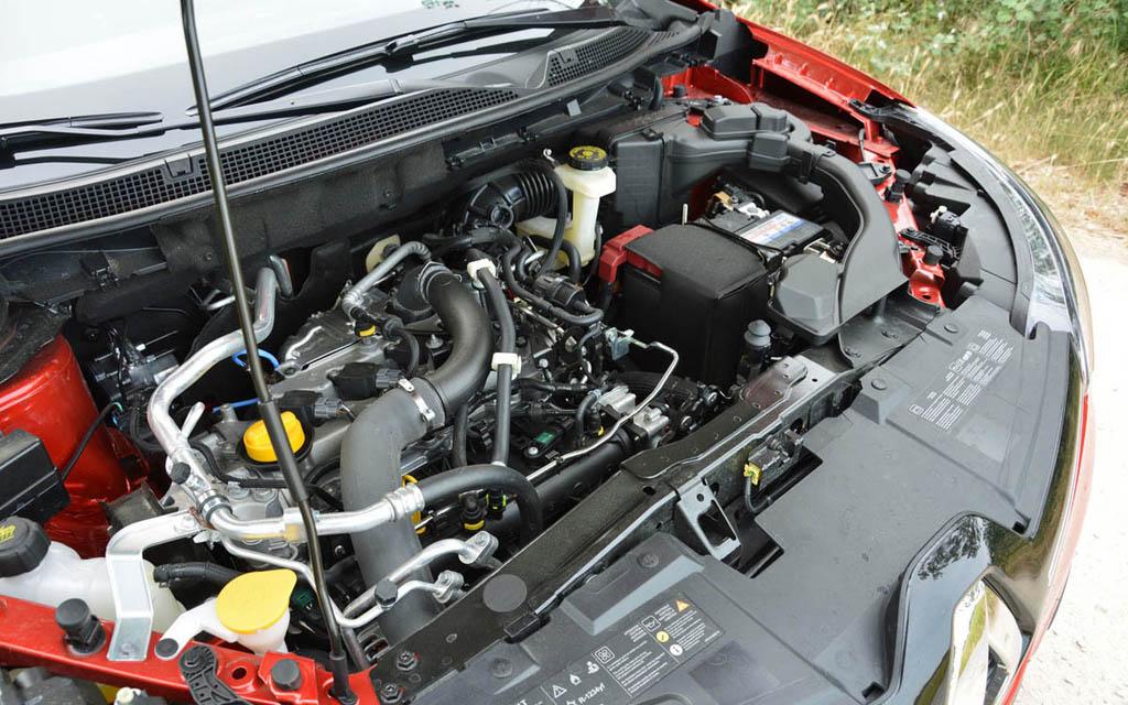 Технические характеристики двигателя Рено Каджар и разгон до 100