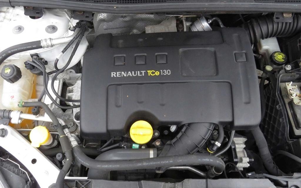 Renault Megane 2012, хэтчбек, рестайлинг 5 дв, двигатель